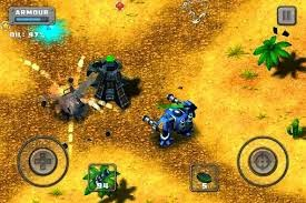 Download Steel Mayhem: Battle Commander Android Game