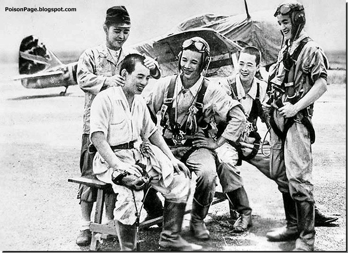 ... FROM WAR AND HISTORY: Japanese Soldiers During WW2: In Pictures Wwii Soldiers Returning Home
