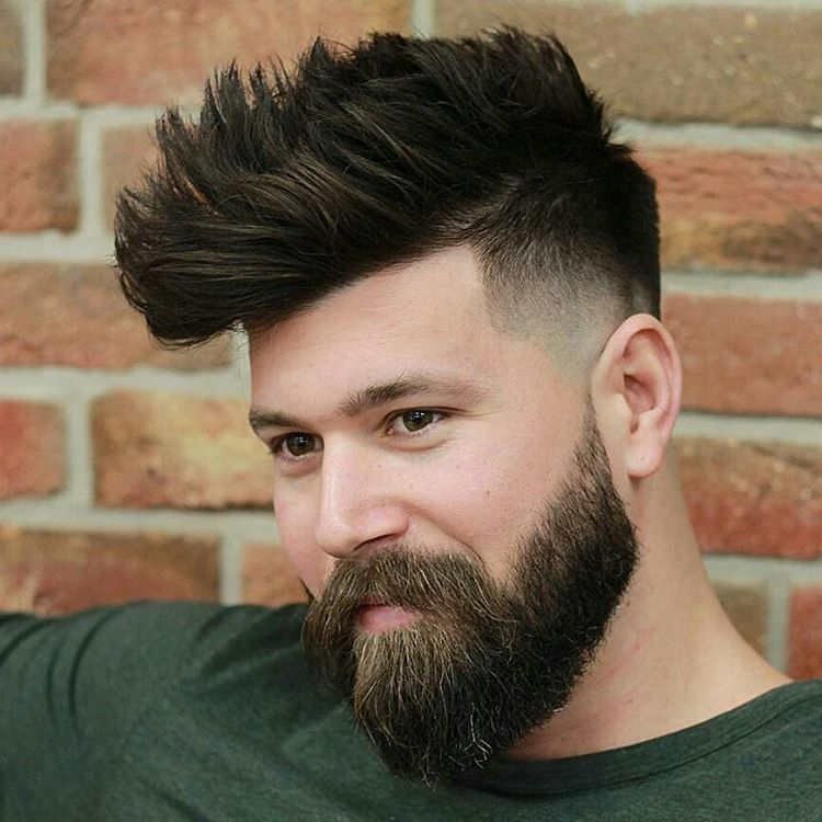 Men\'s New Hairstyles 2017 - Life&Style