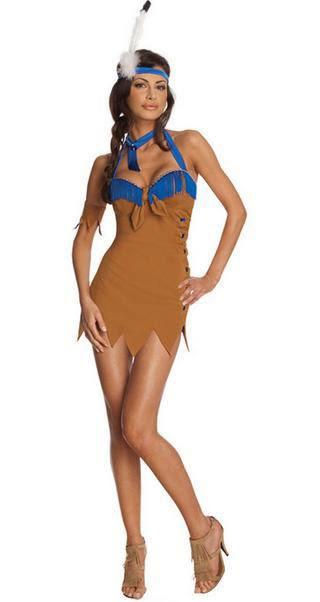 Disfraz Pocahontas