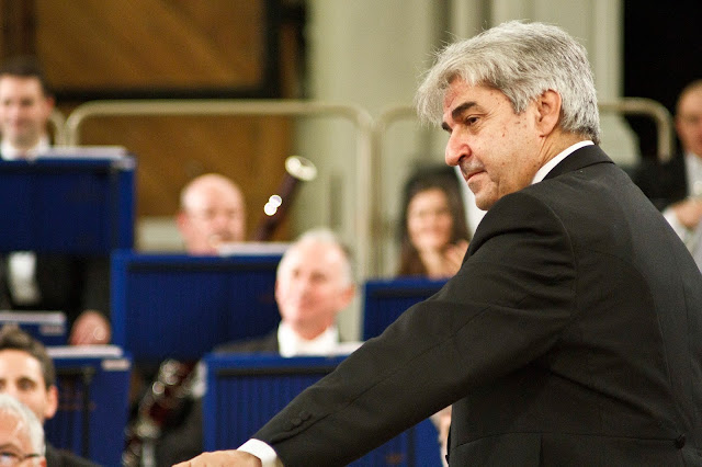 Marios Papadopoulos and Oxford Philharmonic Orchestra, © Chris Gloag