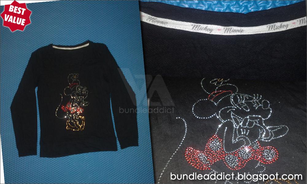 Bundle Addict: Pakaian Bundle Terpilih!: (BA-3468) Minnie ...