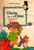CLARITA FUE A LA CHINA - MONTES