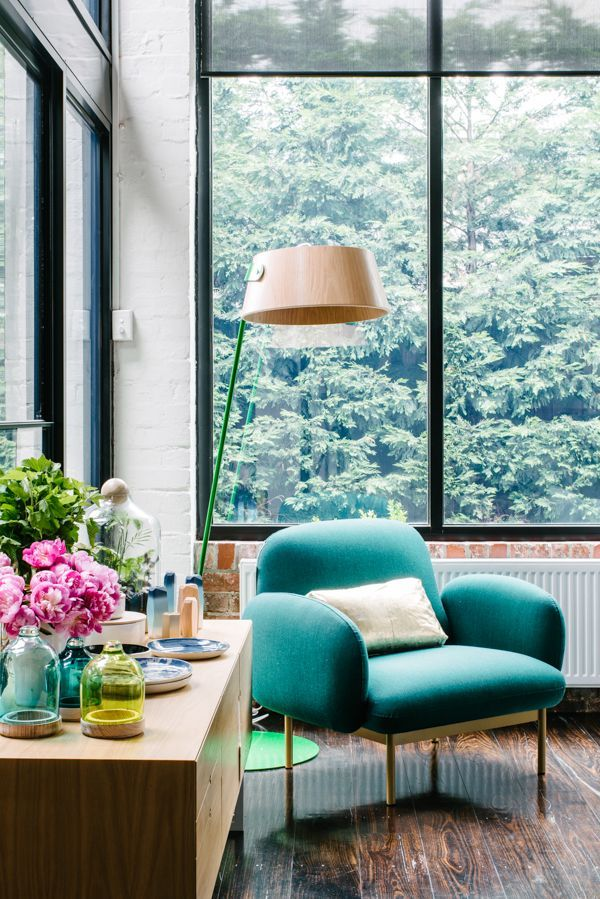 La Fabrique  Déco Turquoise bleu vert tropical ou bleu glacier