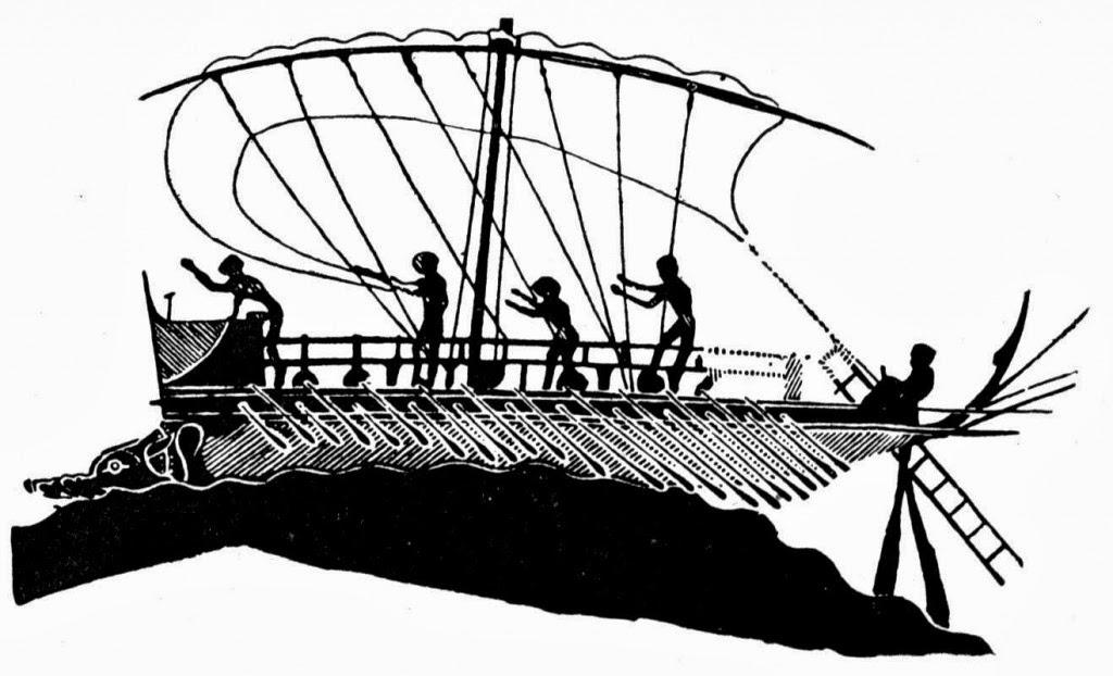 El barco de Teseo