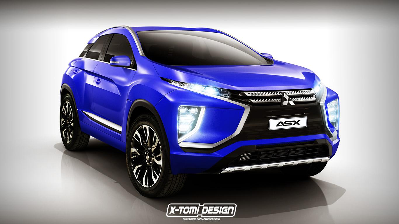X-Tomi Design: Mitsubishi ASX