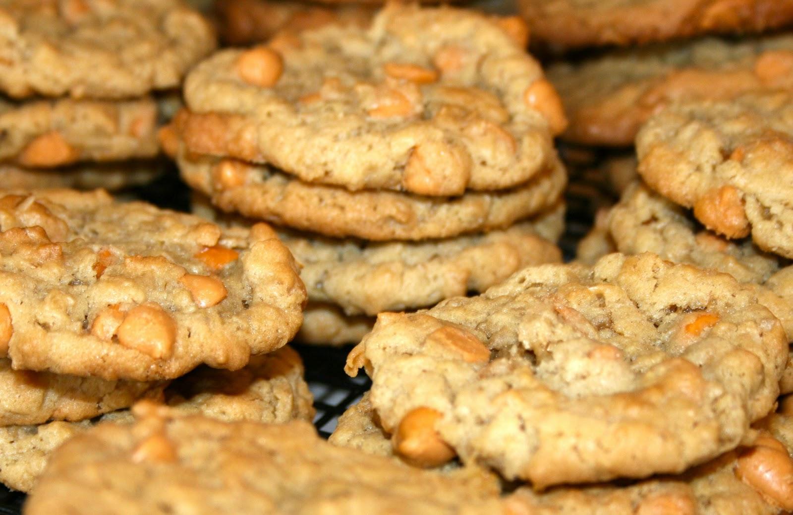 Grandma's Oatmeal Cookies Recipe — Dishmaps