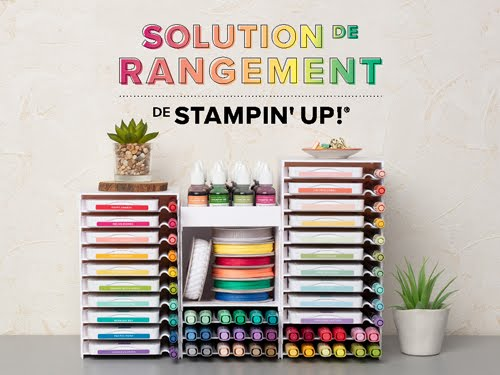 Rangements Stampin'Up!®