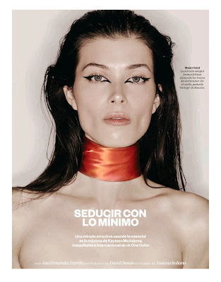 Larissa Hofmann HQ Pictures El Pais Semanal Spain Magazine Photoshoot February 2014