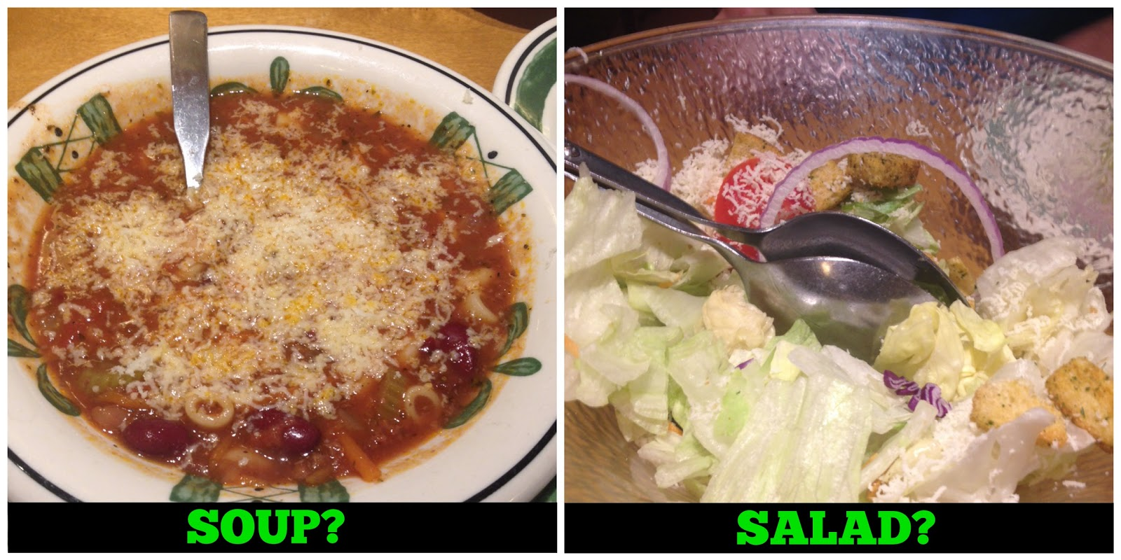 Eating in Real Life: Olive Garden Eating in Real Life: Olive Garden new pics