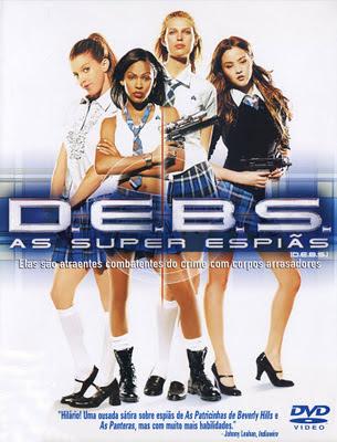 Assistir Filme  D.E.B.S. As Super Espiãs Dublado Online