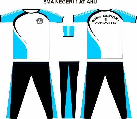 Kaos Olahraga SMA Itanaka Clothing