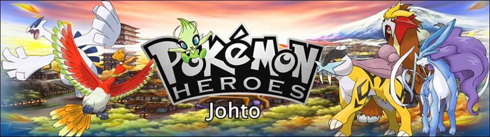Pokémon Heroes - Johto!