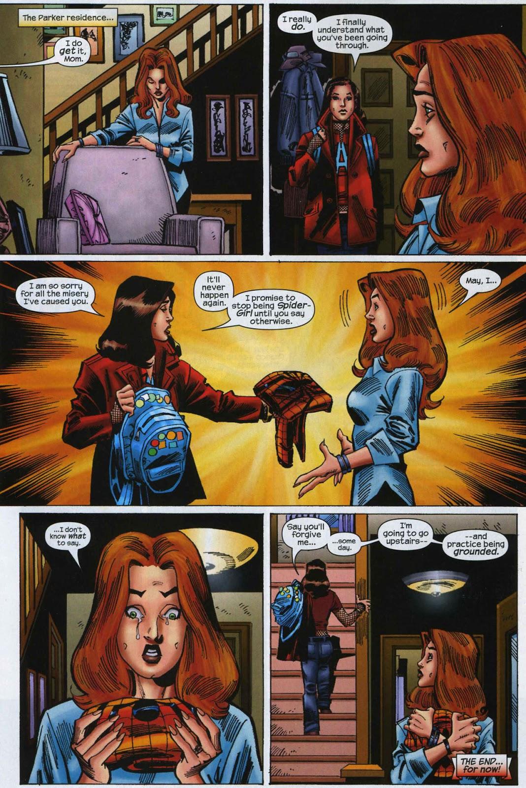 Amazing Spider-Girl Issue #7 #8 - English 25