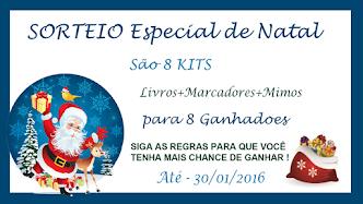 Sorteio Especial de Natal!!!
