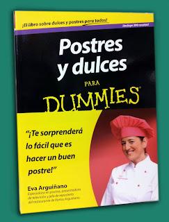 Postres y dulces para Dummies - Eva Arguiñano
