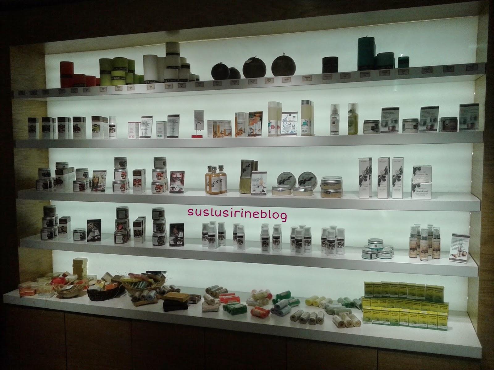 Organique Antalya cilt bakimi,sac bakimi,spa urunleri