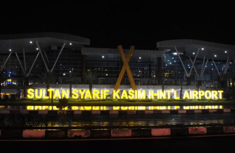Bandara Sultan Syarif Kasim Pekanbaru