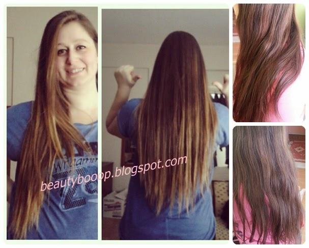 evde ombre saç nasıl yapılır beautybooop
