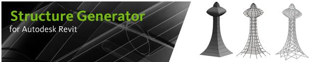 Structure Generator per Revit