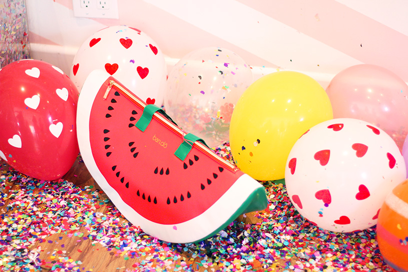 shopbando watermelon bag