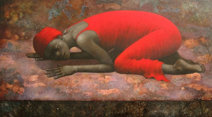 Nicoletta Tomas 1963 | Spanish Figurative painter