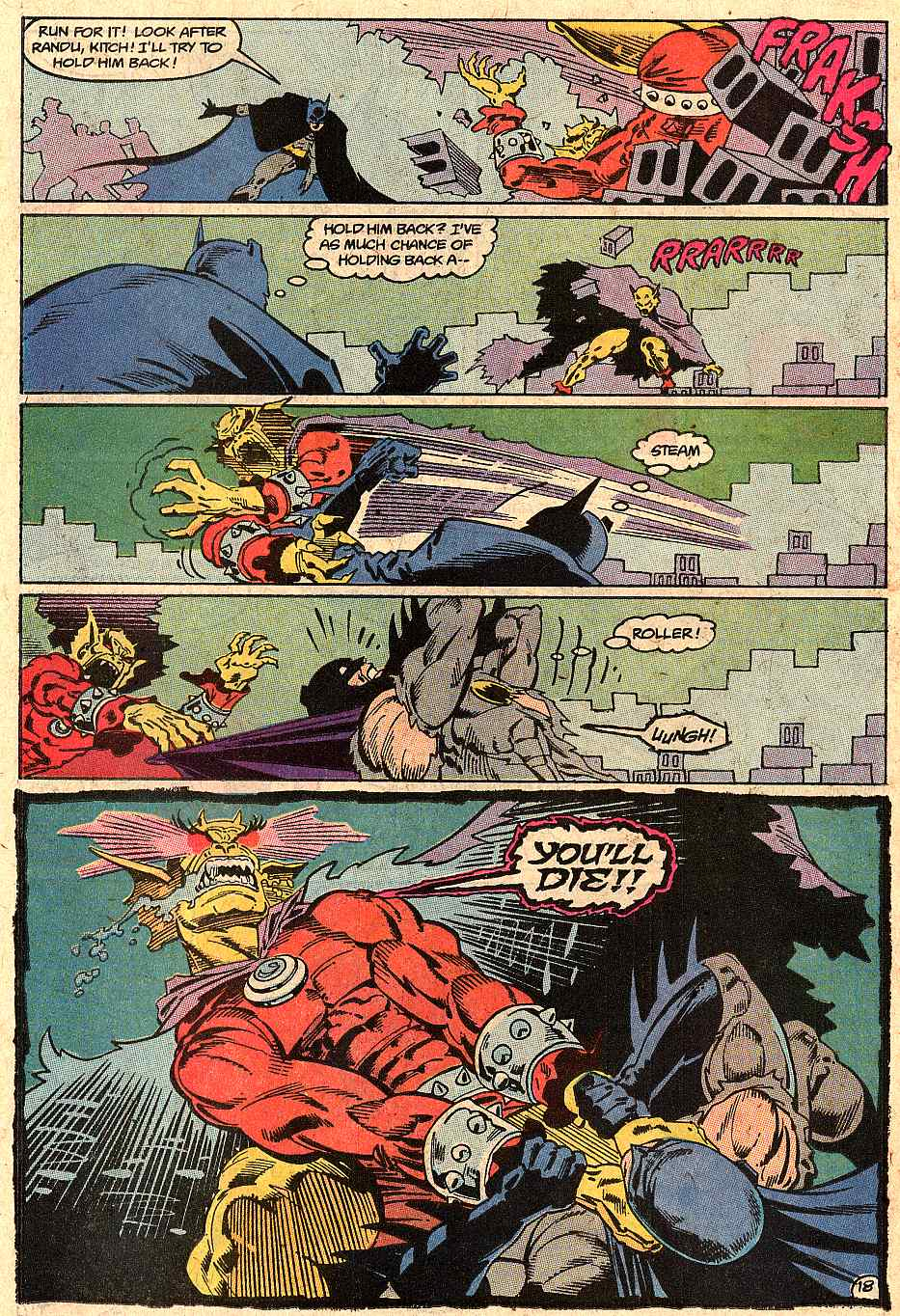 Detective Comics (1937) Issue #603 Page 19