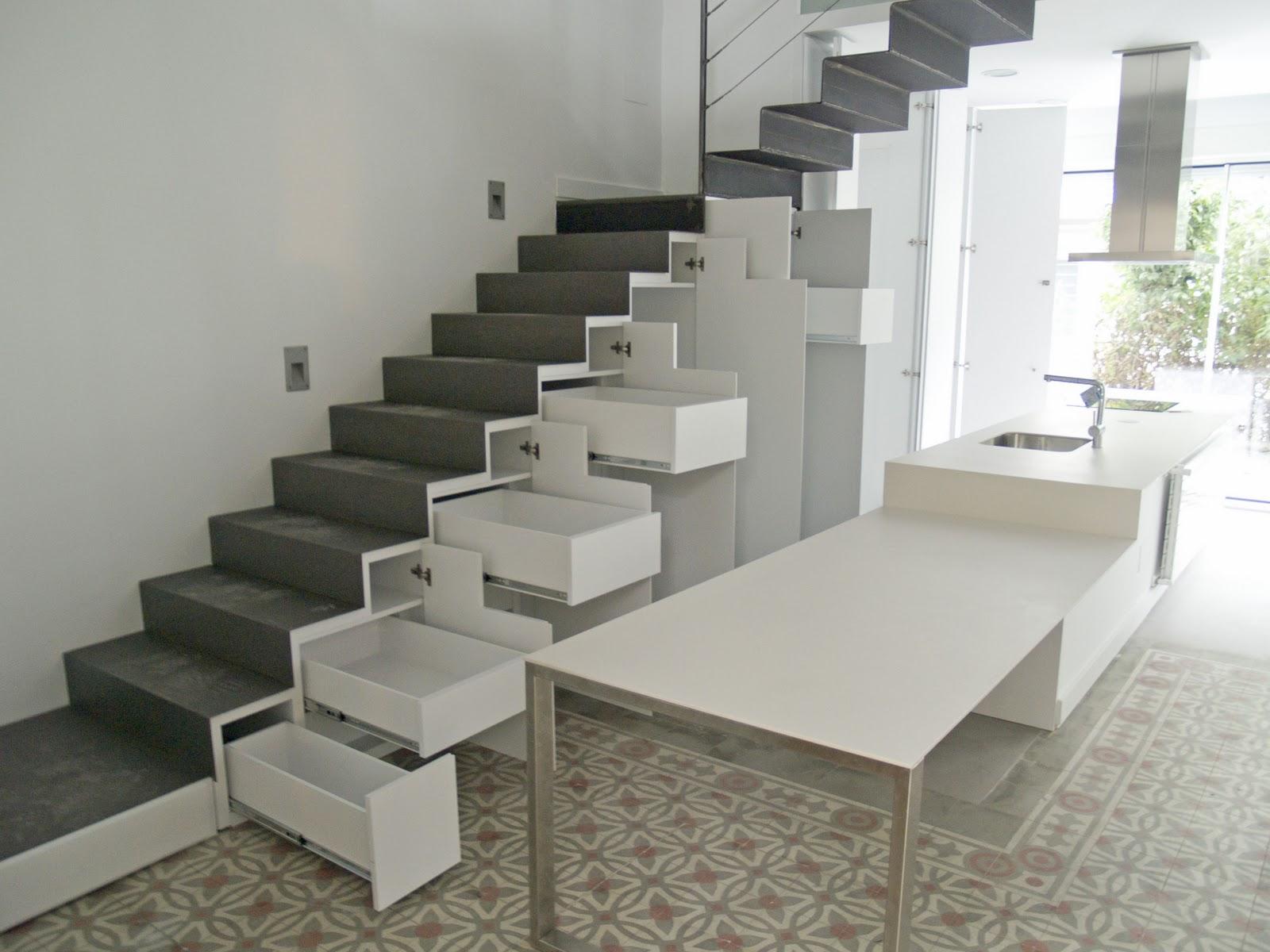 Reformas y mantenimiento gescon s l diciembre 2011 - Tipo de escaleras ...