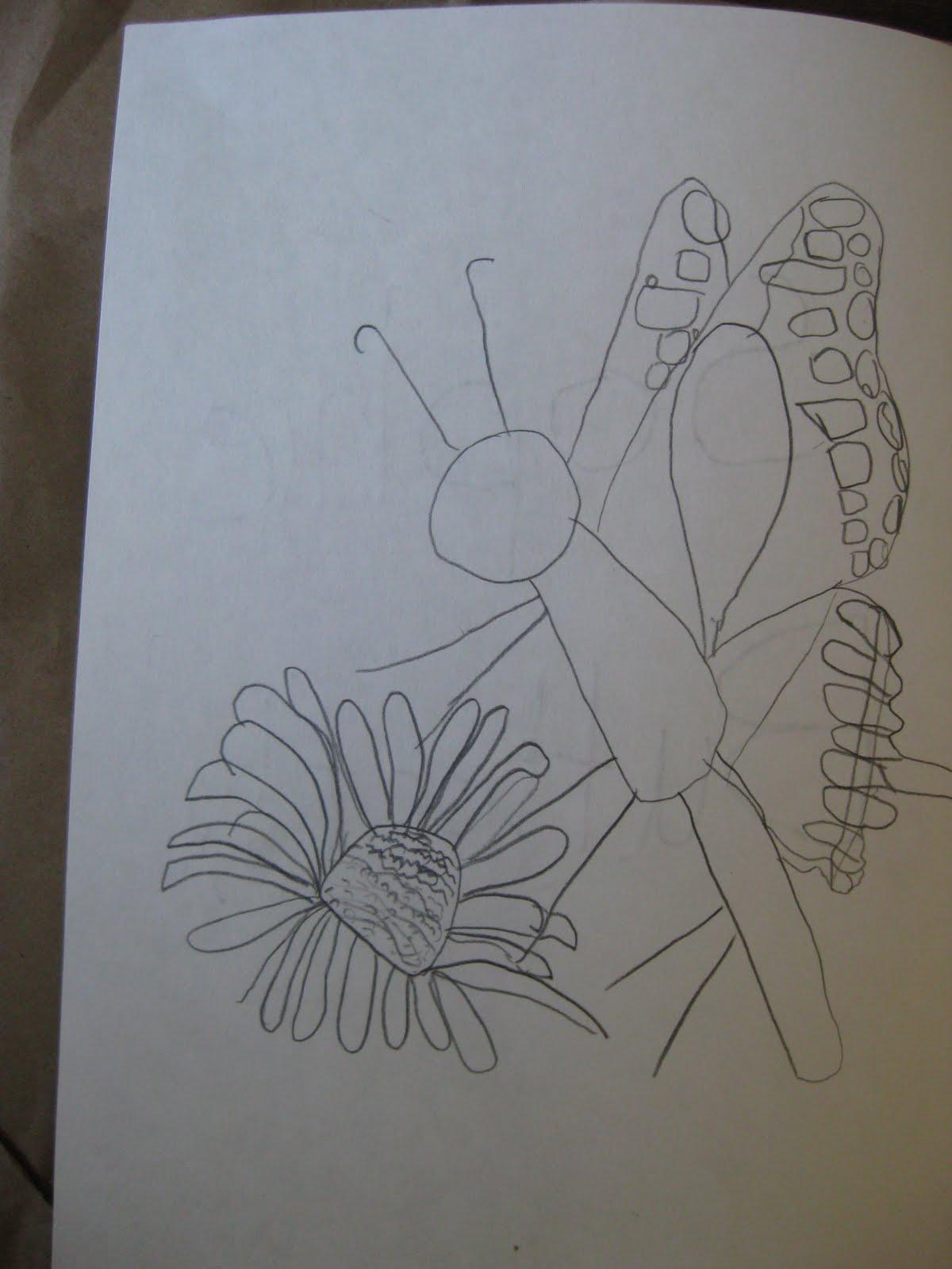 LA Creative Design - Recent Work: CSMA 1st & 2nd grades Insect ...