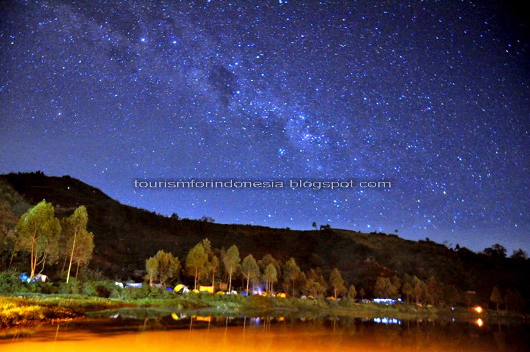 sikunir milky way