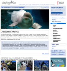 El Oceanogràfic inicia el martes 26 de abril la Escuela de Pascua