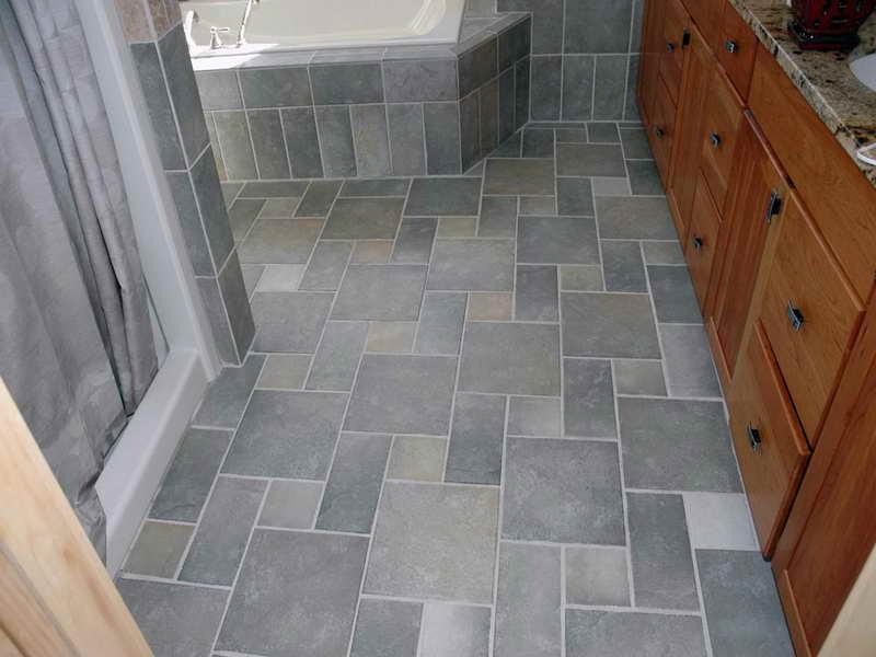 Marvelous Bathroom Floor Tile for Cool House - Yonehome.blogspot.com