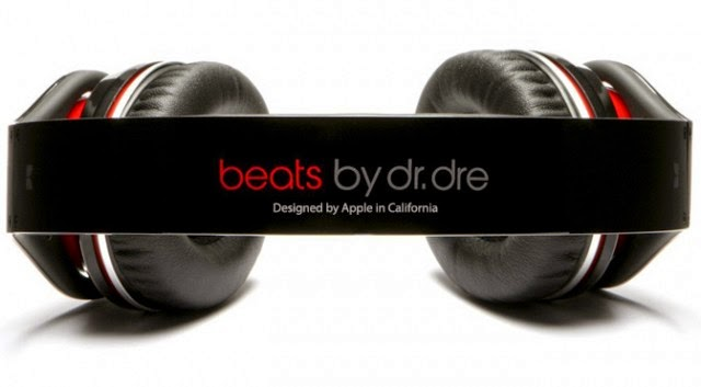 Beats by Dr. Dre, designed by Apple in California