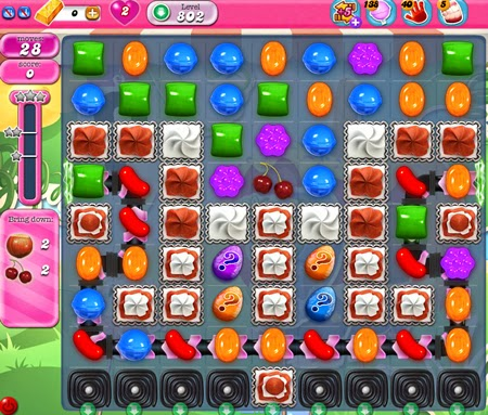 Candy Crush Saga 802