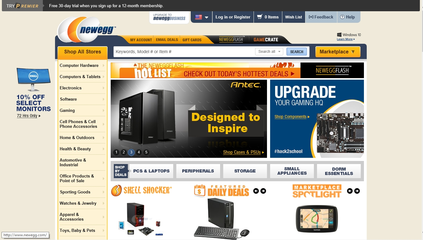 Newegg coupon promo code