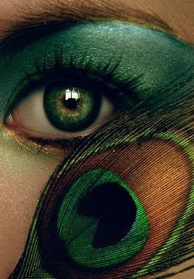 imagen rostro mujer ojos