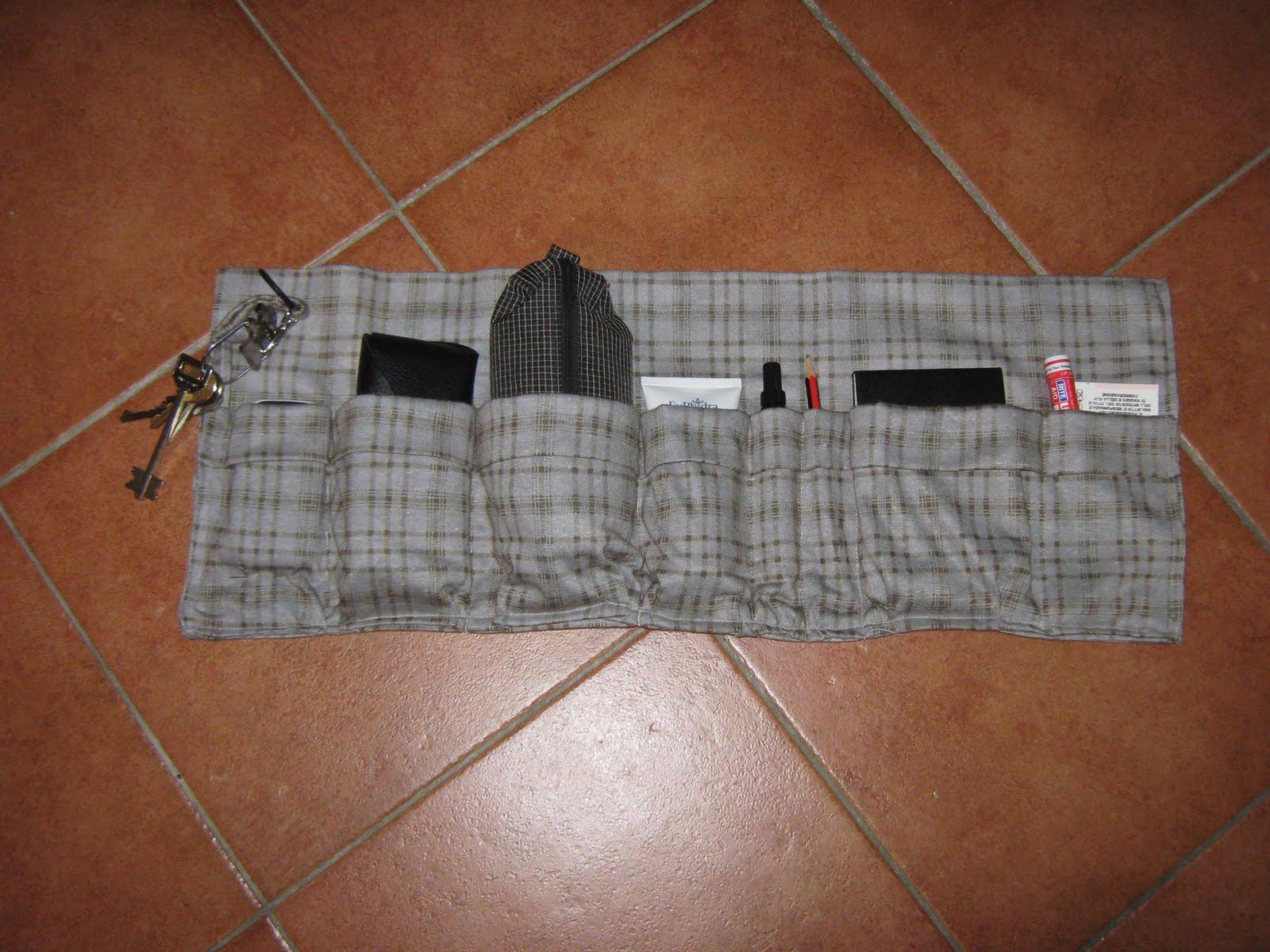 La soffitta di marilou tasca porta tutto per borsa - Porta per soffitta ...