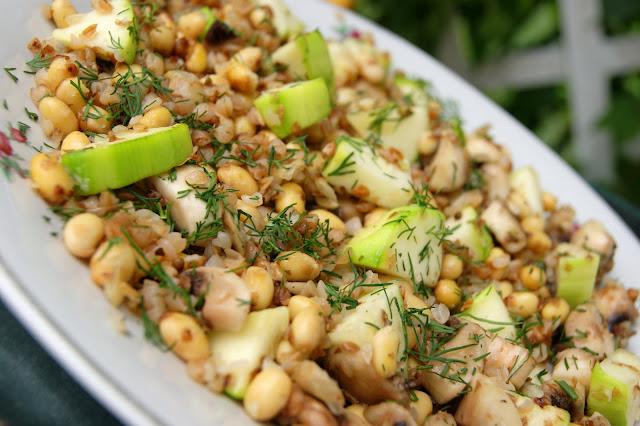danie obiadowe z soja