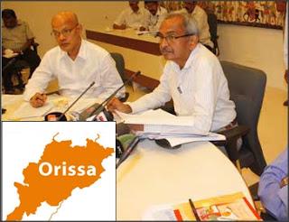 Orissa State Cabinet