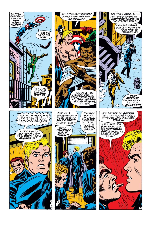 Captain America (1968) Issue #143 #57 - English 8