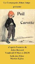 Poil de Carotte 8 Mars à Neufchâtel-en-Bray
