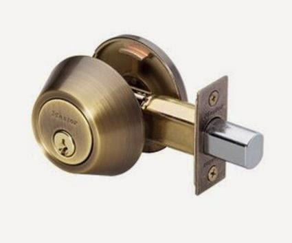 Boise locksmith Master Lock deadbolt