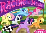 Racing is Magic - My Little Pony Games