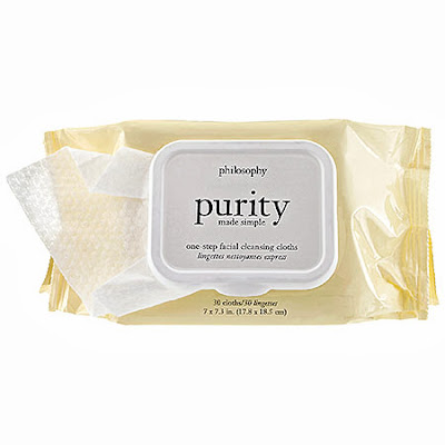 Philosophy, Philosophy skincare, Philosophy skin care, Philosophy cleansing cloths, Philosophy cleansing wipes, Philosophy Purity Made Simple One-Step Facial Cleansing Cloths, skin, skincare, skin care, cleansing wipes, cleansing cloths