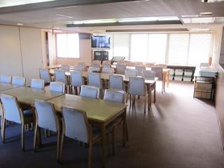 プロネートの食堂の写真