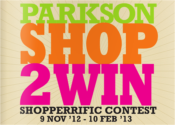 Parkson 'Shop2Win Shopperiffic' Contest
