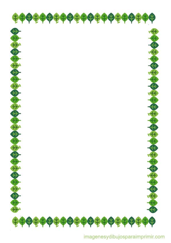 pequeñas hojas para decorar