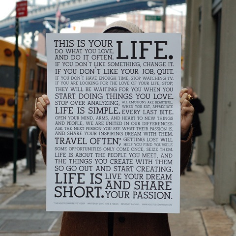 Its Your Life !