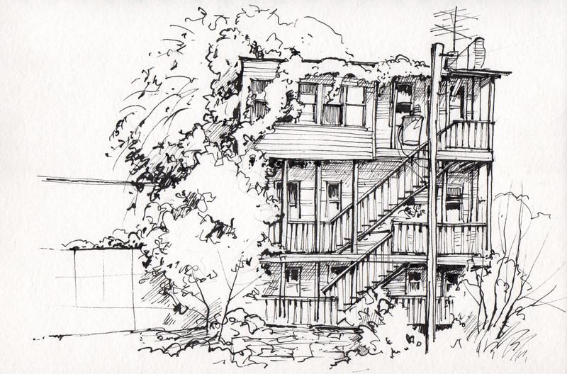 Artists Journal Workshop A Progressive Urban Sketch