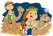 Desenhos da História do Nascimento de Jesus